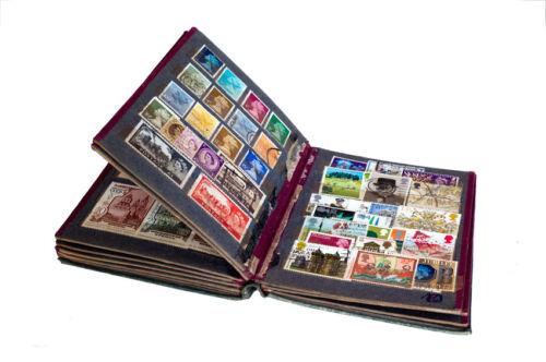 Wie man Alben für die Briefmarkensammlung auf eBay findet
