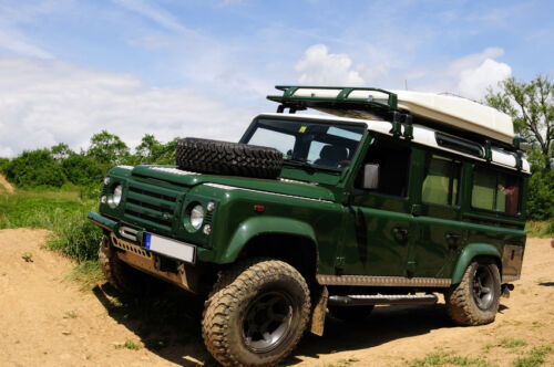 5 Tips for Buying a Land Rover Defender