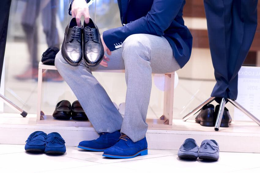Schuhe von für Herren von Paul Shark: Modelle und Materialien