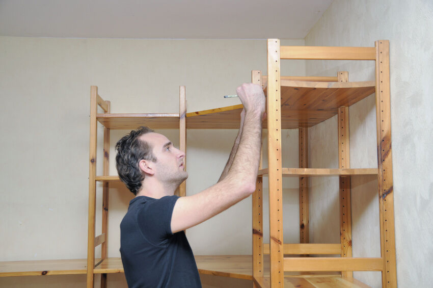 How to Build Shelving