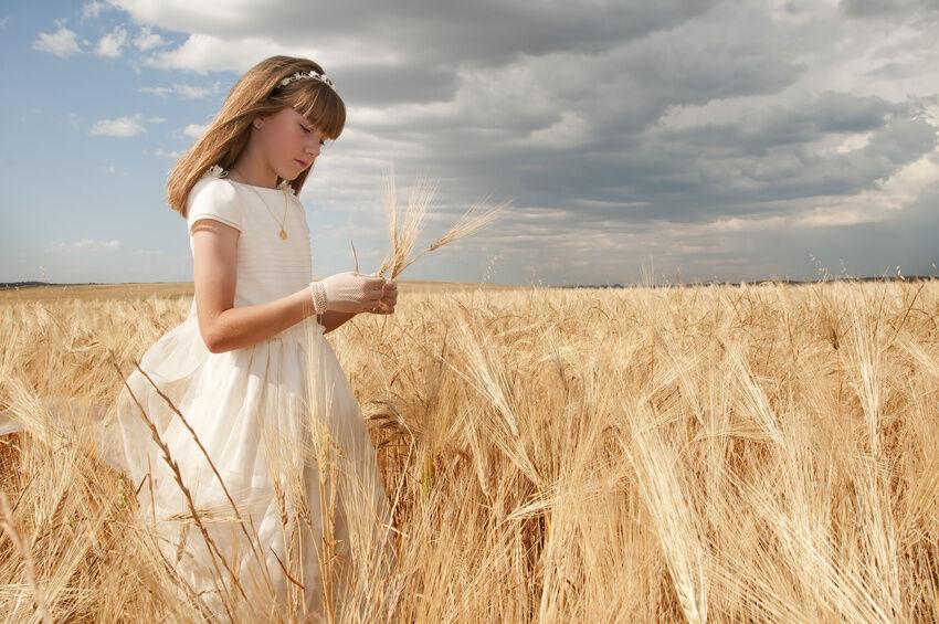 Kindermode für die Kommunion: gebraucht oder neu kaufen?