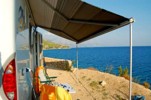 How To Repair A RV Awning