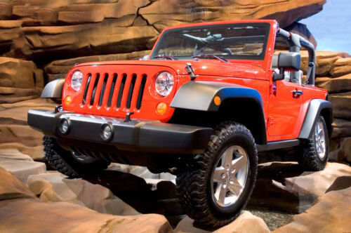 5 Tips on Buying a Used Jeep Wrangler