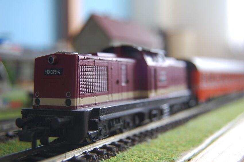 Ludmilla, Taigatrommel und Co. - Diesellok-Modelle aus der DDR