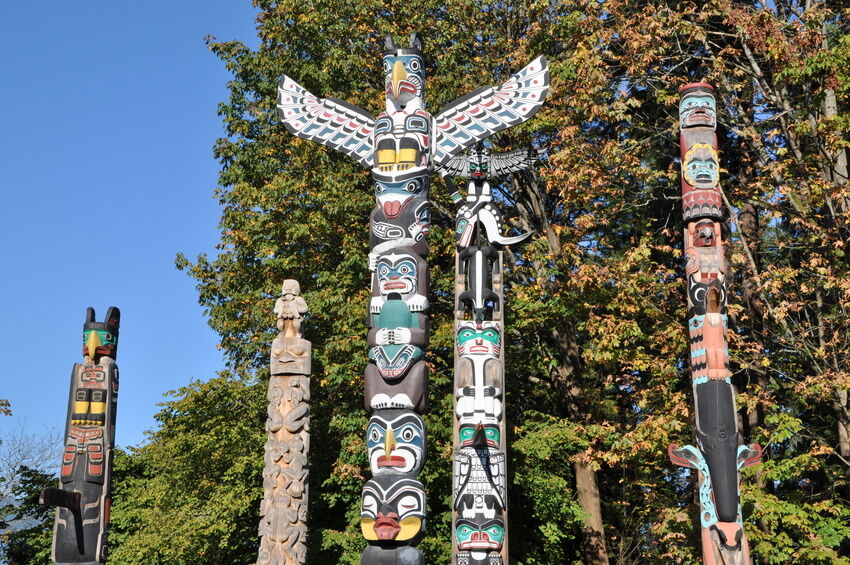 Totem Poles As A Spiritual Form Research Paper Academic Writing