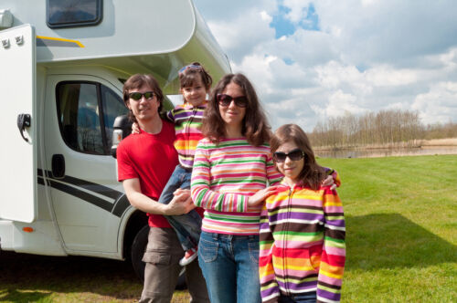 Your Guide to Caravaning with the Family
