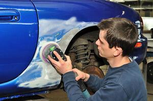 How to Repair Dents in Your Car Door