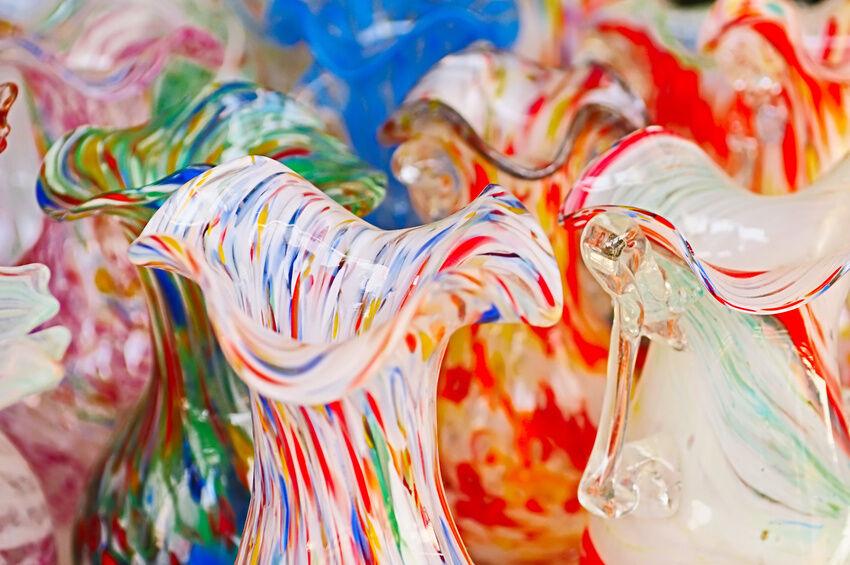 Wie die Glasherstellung nach Murano gelangte