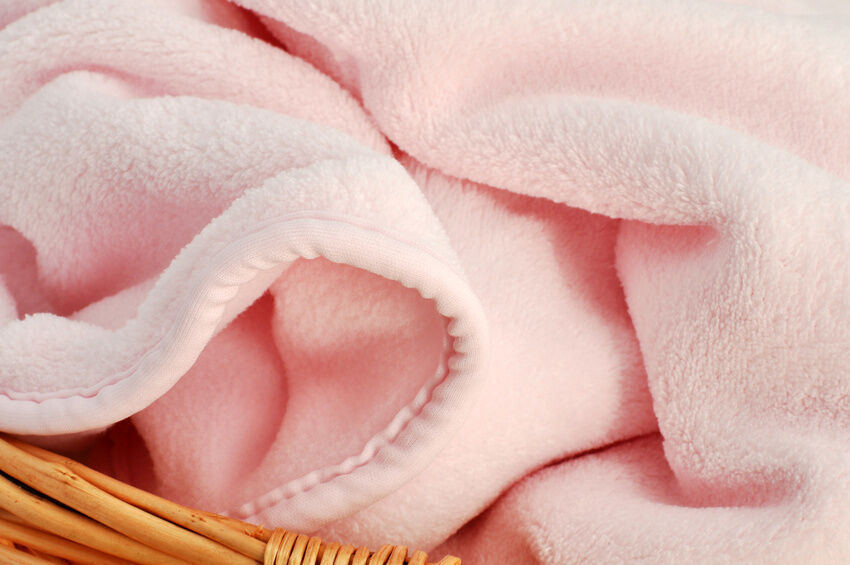 Top 3 Ways to Remove Stains from a Fleece Blanket