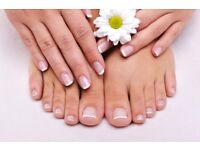 Manicure and pedicure technician wanted