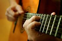Classical Guitar & Finger-picking Lessons in St. Thomas