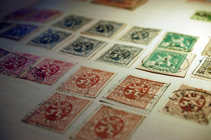 Die begehrtesten Briefmarkenblocks der Bundesrepublik
