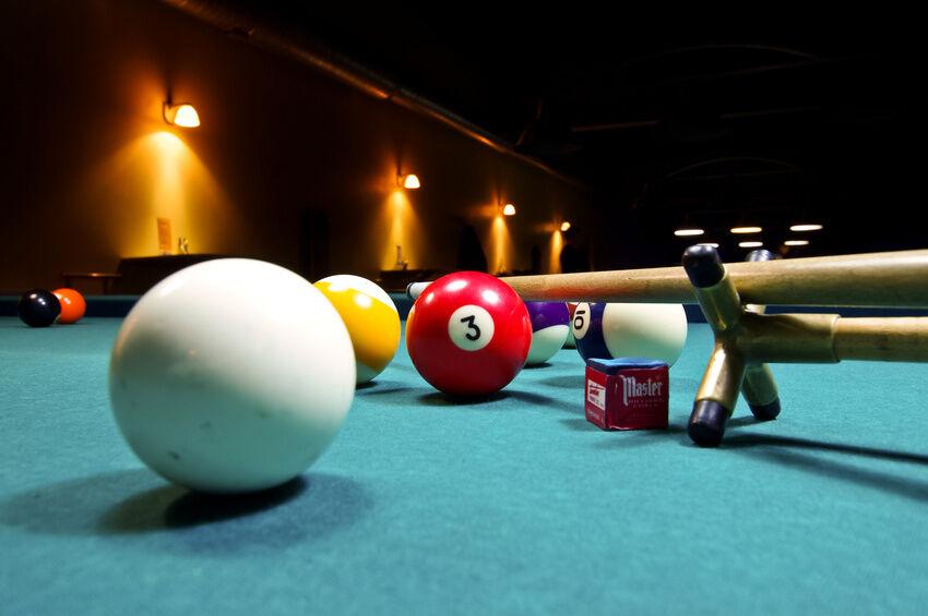 How To Break In Pool Billiards Ebay