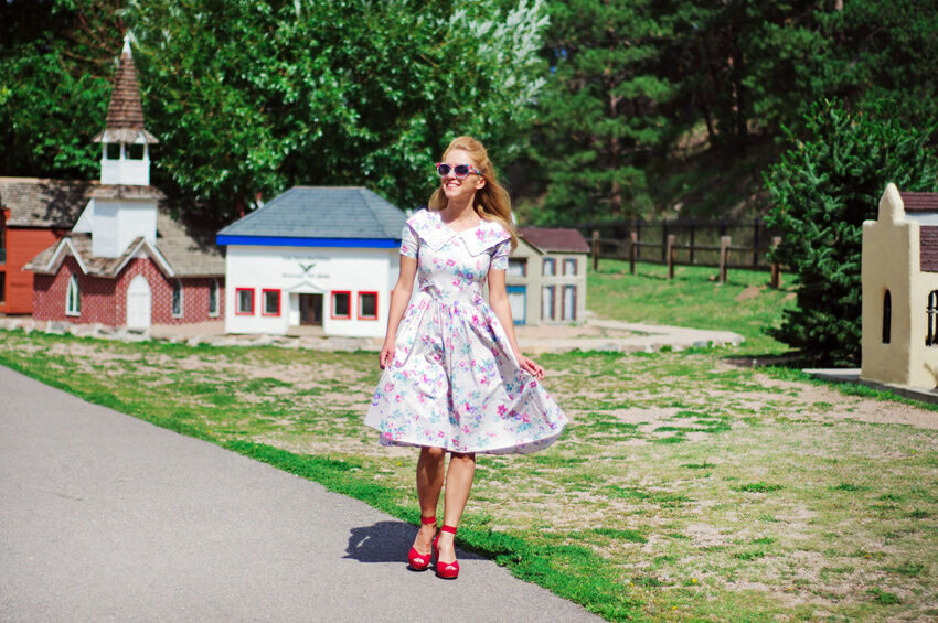 Your Guide to Making a Print Dress
