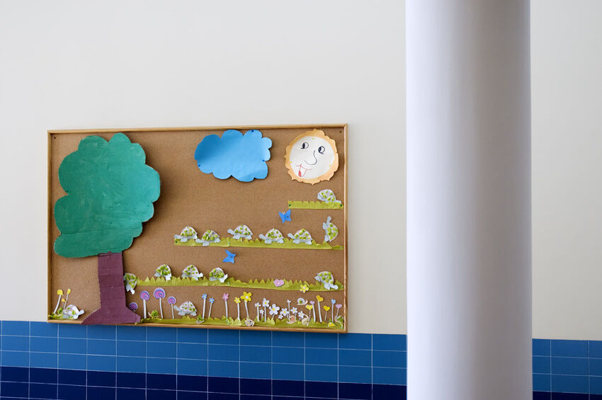How To Hang Cork Board Tiles Ebay
