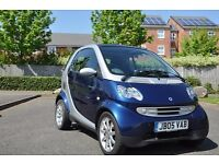 2005 Smart Fortwo City Passion Low milage