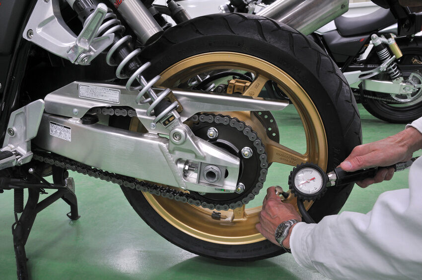 Guide to Buying Used Motorcycle Tyres