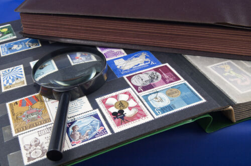 How to Collect Stamps