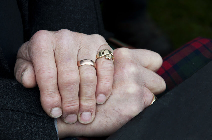 How to Wear a Claddagh Ring