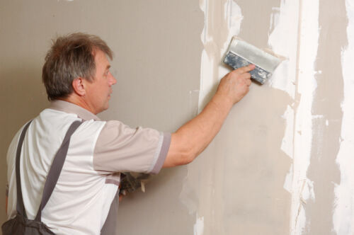 How to Repair Uneven Drywall