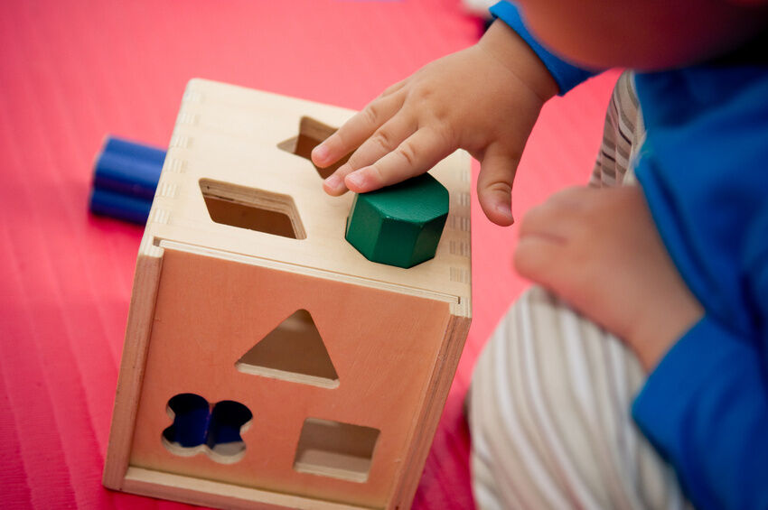 Shape Learning Toys