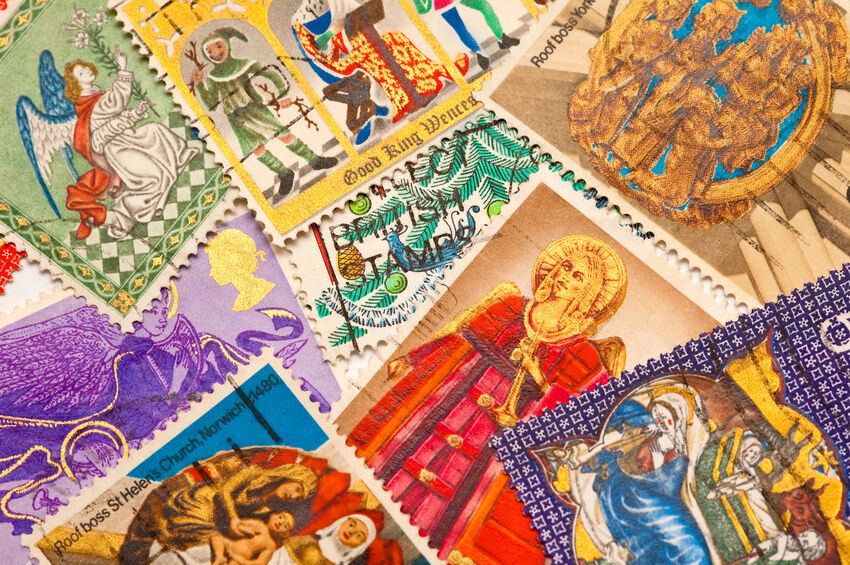 Features to Look for in a Mint British Stamp
