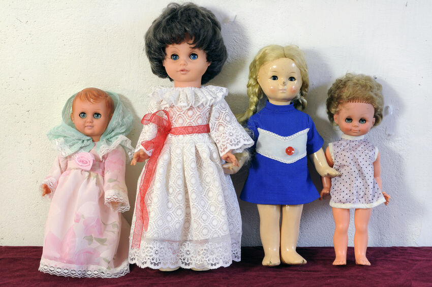 How to Care for Your Antique Dolls
