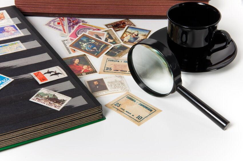 Die begehrtesten 5 Briefmarken-Jahrgänge des Bundes