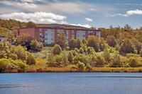 2 Bedroom apartment on Quidi Vidi Lake, $870!