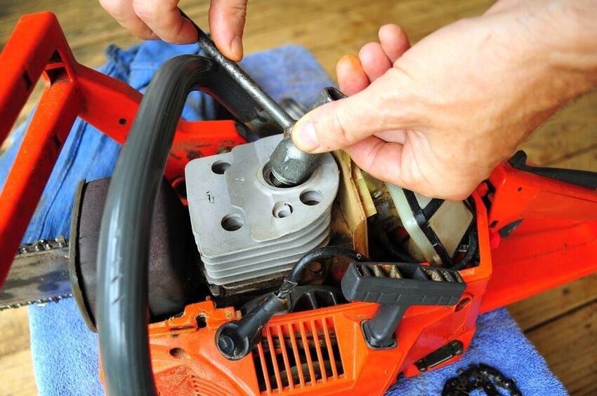 How To Tune Up A Craftsman Chainsaw Ebay
