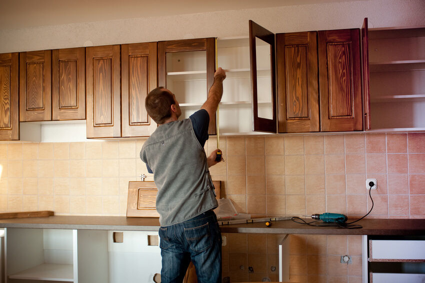Ungewöhnlich Neue Türen Für Küchenschränke Ideen - Hauptinnenideen ...