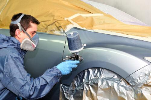 Wie Sie den passenden Autolack in Spraydosen oder Eimern für Ihren Wagen finden