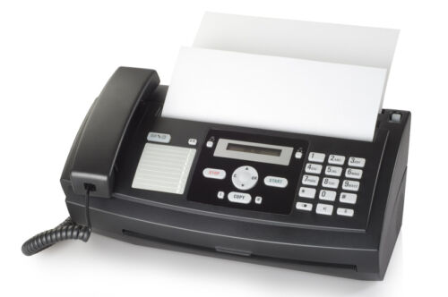 A Bastion Of The Mid 20th Century Office Environment Common Fax Machine Seems Simple And Almost Outdated In Internet Age Yet Ever Since Xerox