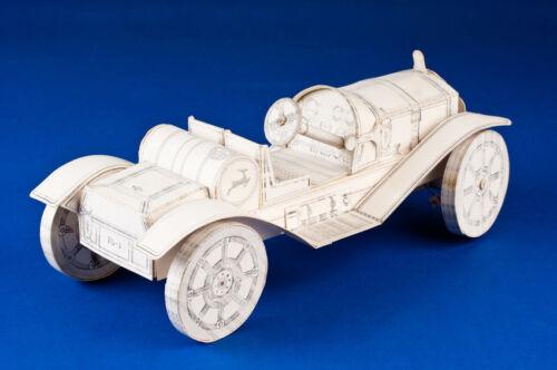 Für Bastler: Modellbausätze für Papiermodelle