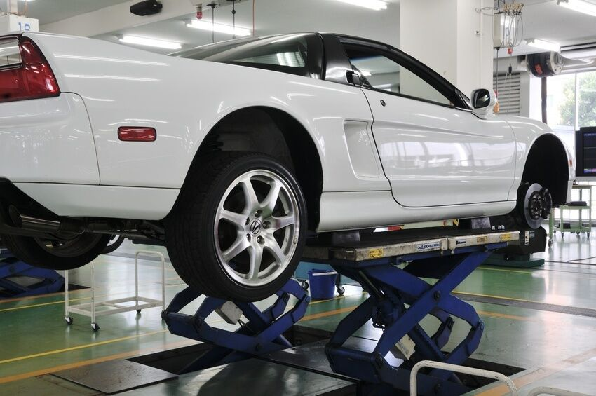How to Build a Car Lift | eBay