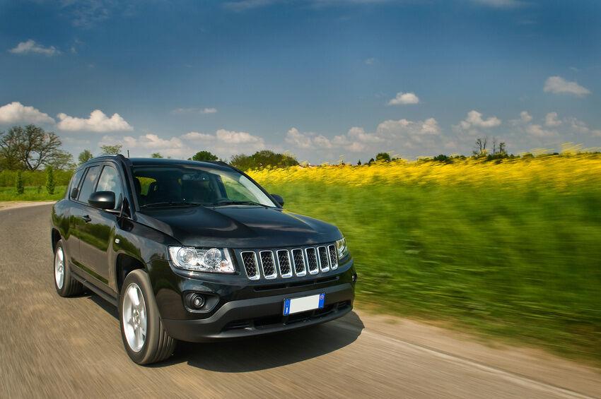 4x4 im Straßeneinsatz: Continental-Reifen für Allrad und SUV