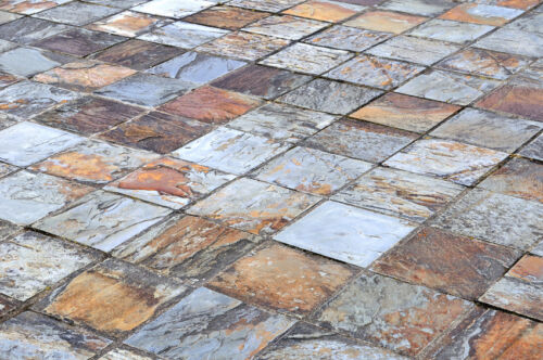 How to Restore Slate Tiles