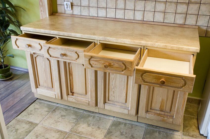 How To Glaze Kitchen Cabinets EBay