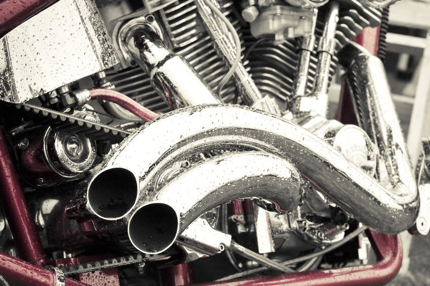 Motorcycle Exhaust Pipes Buying Guide