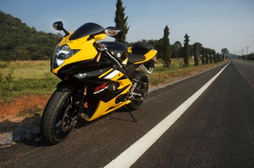 Suzuki GSXR – traditionsreiches Big Bike mit 600 bis 1300 ccm