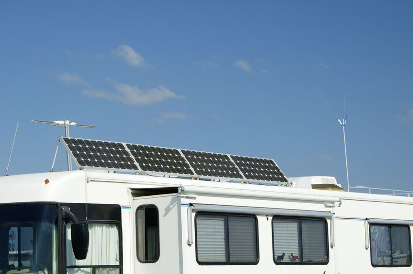 How to Power a Camper Trailer