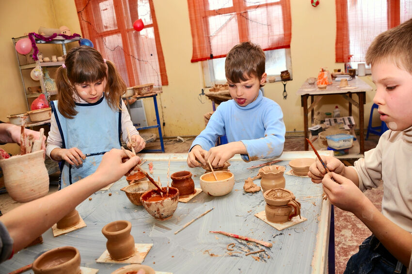 How to Create a Child safe Glaze for Pottery Projects
