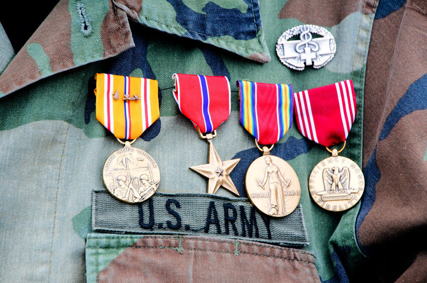 Your Guide to US Second World War Medals