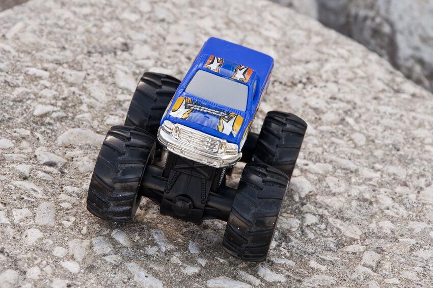Die beliebtesten Modell-Monstertrucks