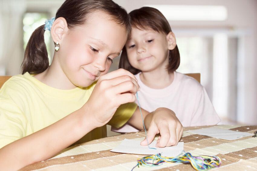 Cross Stitch Kits for Girls