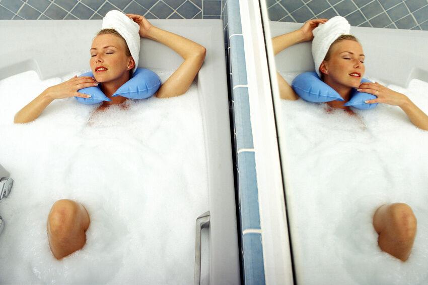 Best Bathtub Pillows