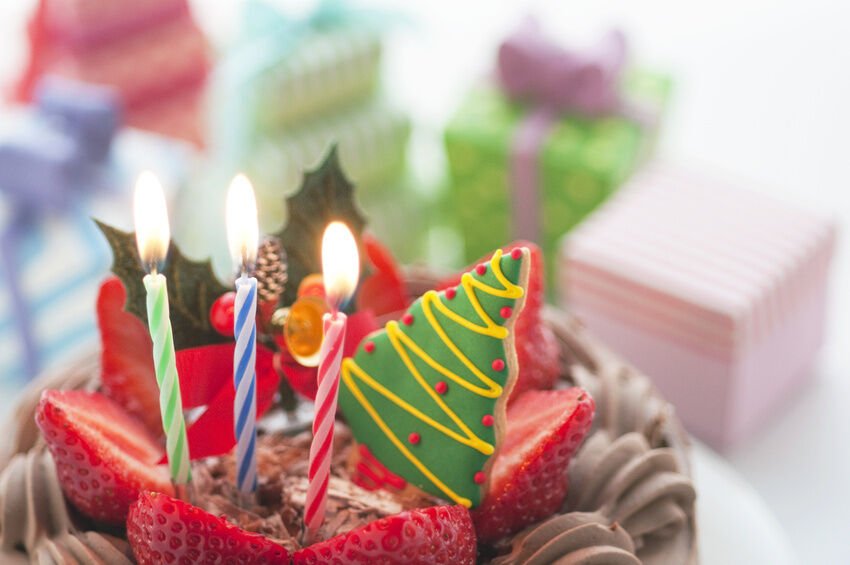 Christmas Themed Birthday Party Ideas Part - 23: Happy Birth-mas: Christmas-Themed Birthday Party Idea