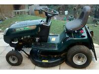 Hayter tractor mower 13/30