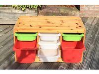 Trofast Ikea Childrens Storage