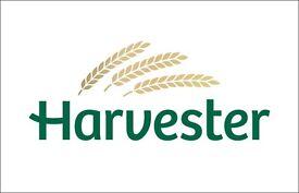 Waiting Staff - Harvester George Ruislip